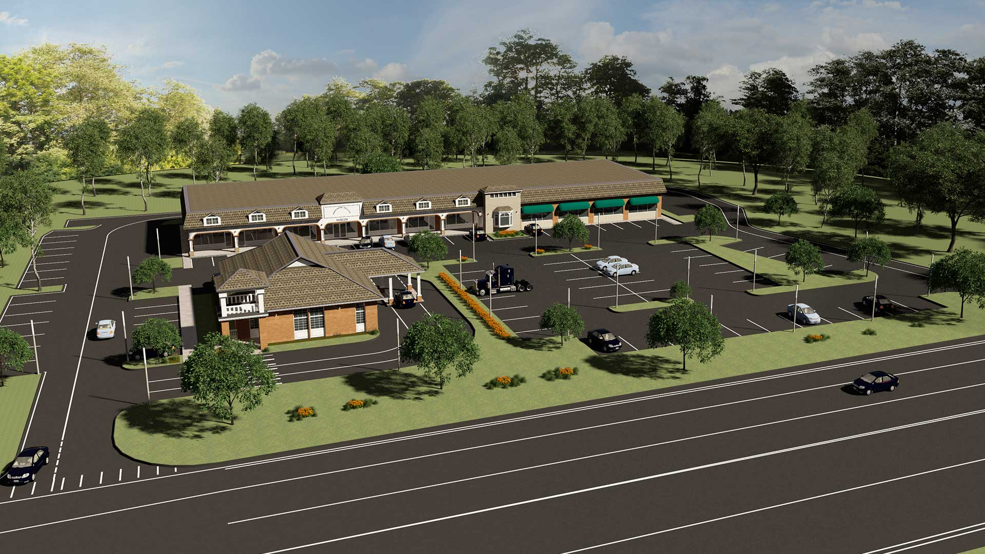 Orchard Square Westford MA | Retail Plaza | ABG Commercial